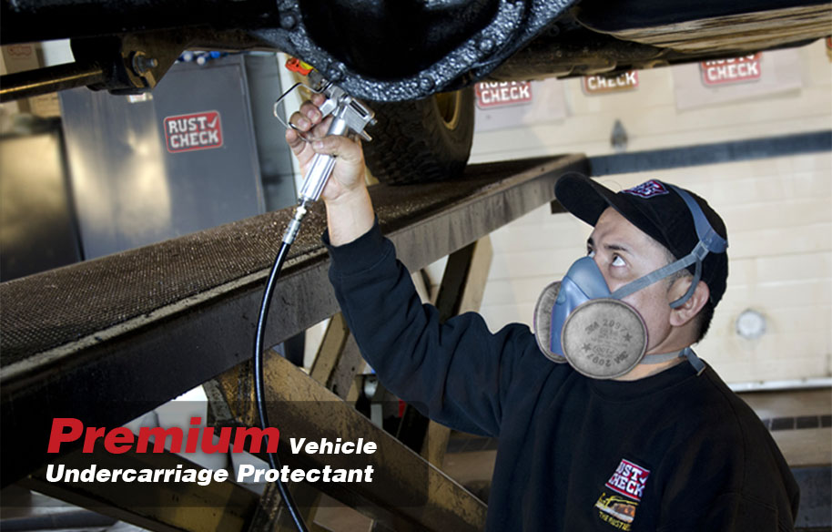 Undercarriage Protectant