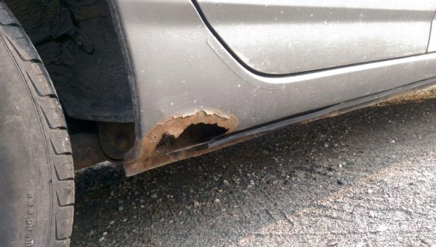 What Does It Cost To Rust Check Your Car